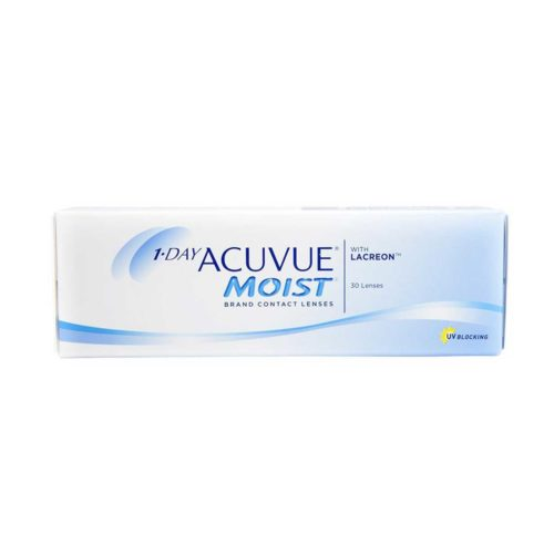 Купить контактные линзы 1-Day Acuvue Moist в Астане