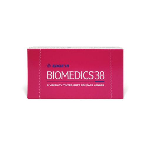 Купить контактные линзы Biomedics 38 в Нур-Султане Алматы Караганде Актобе Шымкенте Таразе Павлодаре