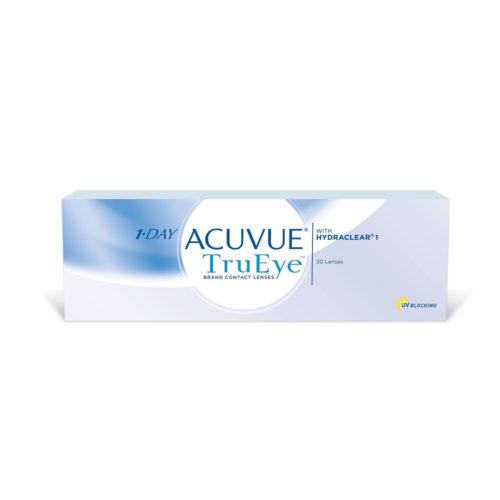 Купить Контактные линзы 1-Day Acuvue TruEye