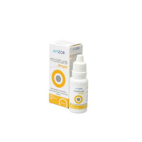 Купить капли для глаз avizor moisture drops в Астане