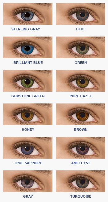 Цветные контактные линзы FreshLook ColorBlends купить в Нур-Султане Астане. Линзы по подписке. Оформить подписку