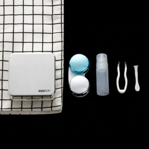 Дорожный набор для контактных линз EyeCan