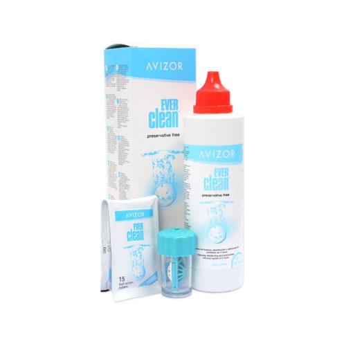 Пероксидный раствор Ever Clean 225 мл + 30 таблеток