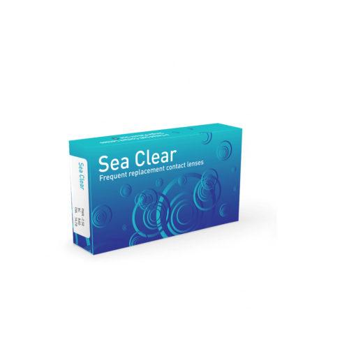 Контактные линзы Sea Clear купить в Нур-Султане, Алматы, Караганде, Актобе, Атырау, Актау