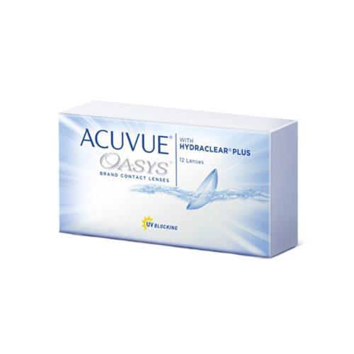 Acuvue Oasys увеличенна� упаковка 12 штук